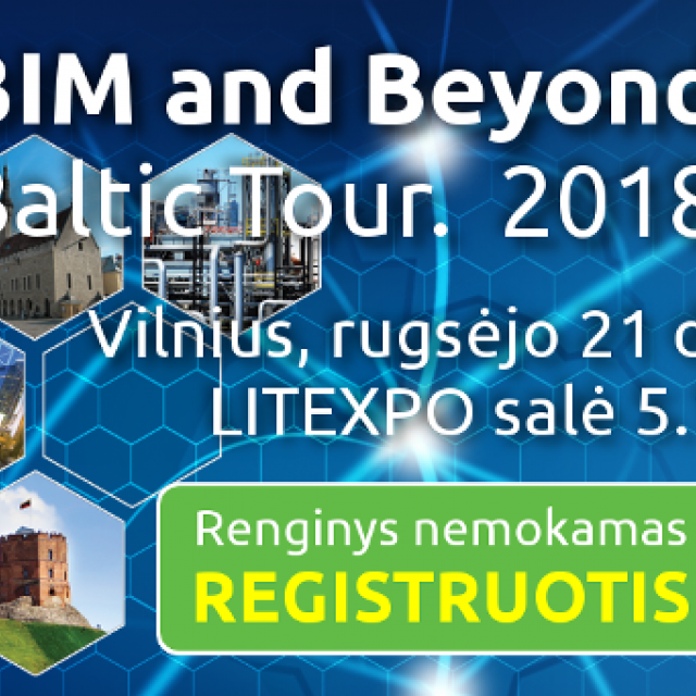 BIM and BEYOND - Baltic tour