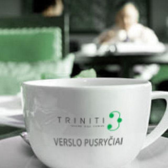 """TRINITI verslo pusryčiai """"Bendrovės komercinės paslaptys: kaip ap(si)saugoti nuo konkurentų viduje ir išorėje?"""""""